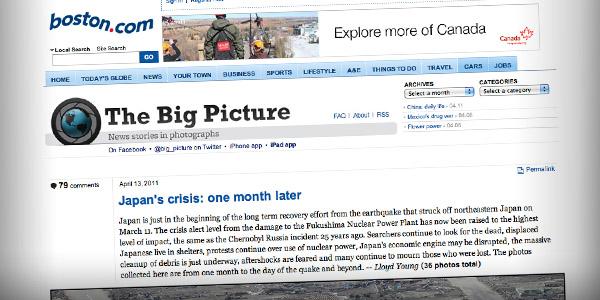 Boston Top 20 Photography Websites 2011