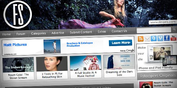 Fstop Top 20 Photography Websites 2011