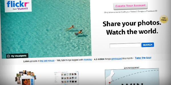 flickr Top 20 Photography Websites 2011