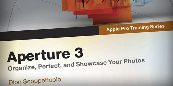 Aperture 3 is a perfect photography book for tips and tricks