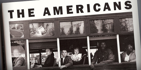 The Americans is a photography book, great for inspiration