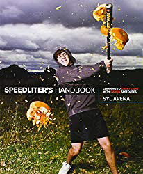 Speedliter's Handbook by Syl Arena, best photography books