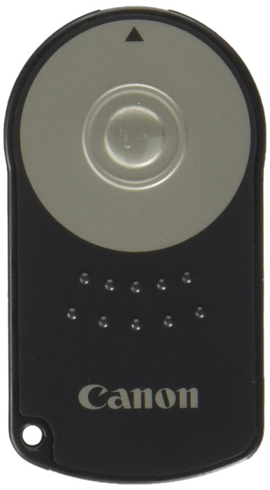 the Canon RC-6 Wireless Remote Controller