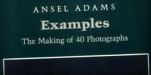 Ansel Adam's examples is a perfect landscape photography book