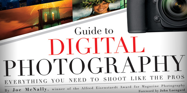The guide to Digital Photography book needs to be on your list