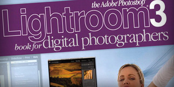 Lightroom 3 is a great tip photography book by Adobe