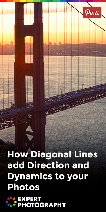 How Diagonal Lines add Direction and Dynamics to your Photos