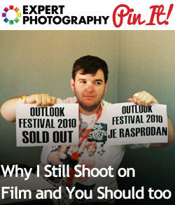 Why I Still Shoot on Film and You Should too1 Why I Still Shoot on Film and You Should too