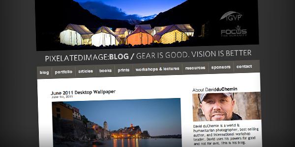 David duChemin - Photography Bloggers