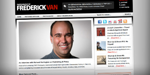 Frederick Van - Photography Bloggers