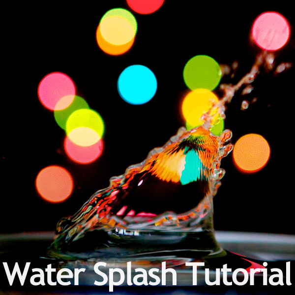 Water Splash Tutorial