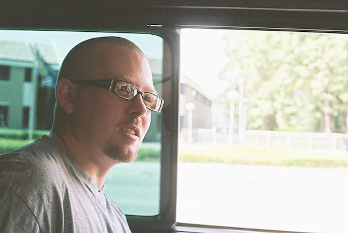 Portrait of a man shot with window lighting