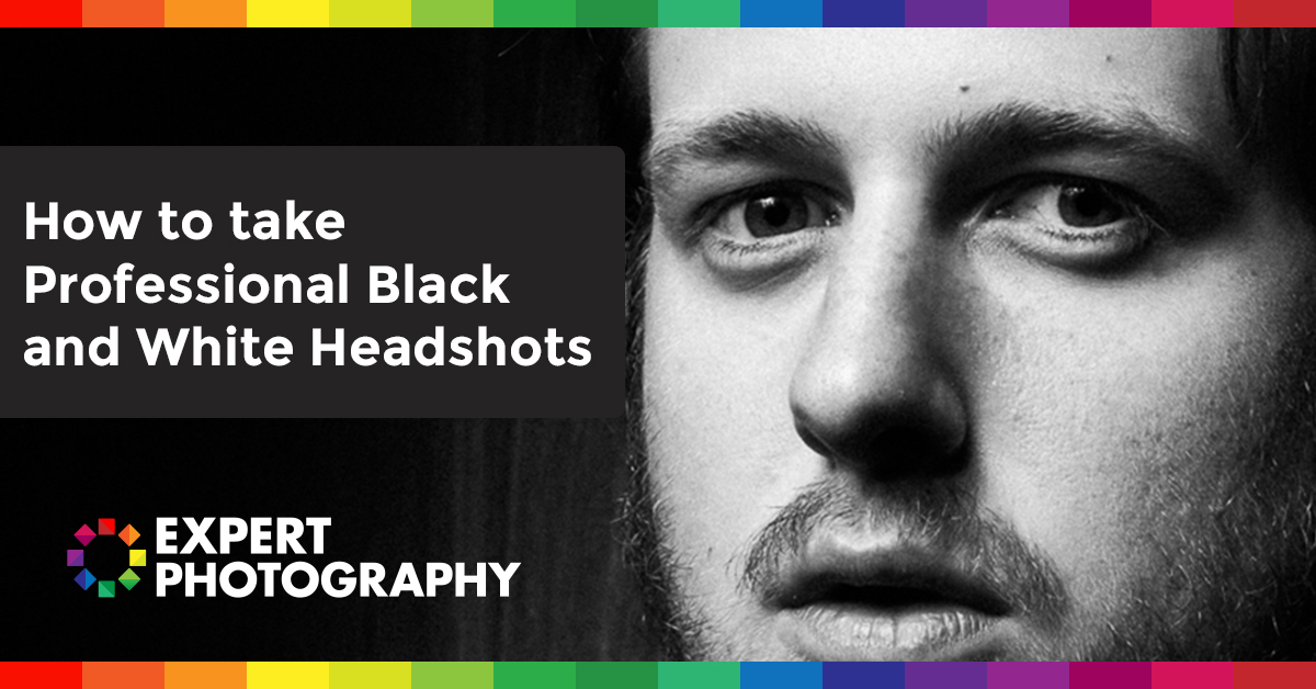 How To Take Professional Black And White Headshots  U00bb Expert Photography