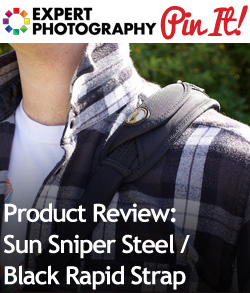 Product Review Sun Sniper Steel Black Rapid Strap1 Product Review: Sun Sniper Steel / Black Rapid Strap