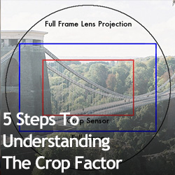 5 Steps To Understanding The Crop Factor