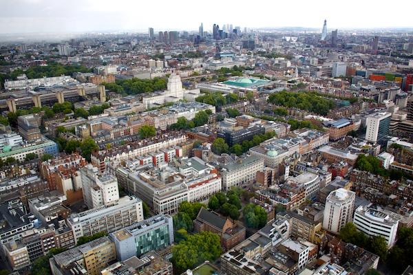 BT Tower London 8469 5 Steps To Understanding The Crop Factor