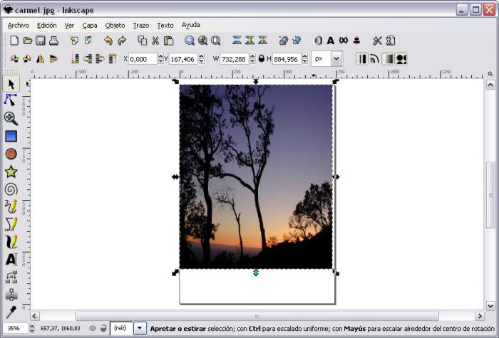 Excellent free alternatives to photo software expert Inkscape software