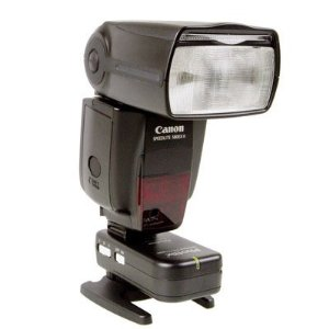 कैमरों के लिए कैनन फ्लैश