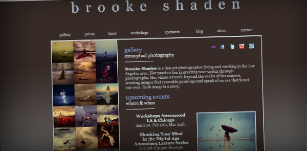 brook shaden Top 20 Young Photographers 2012