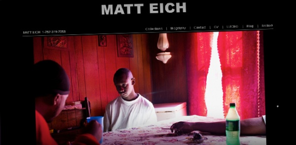 matt eich Top 20 Young Photographers 2012