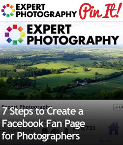 7 Steps to Create a Facebook Fan Page for Photographers1 7 Steps to Create a Facebook Fan Page for Photographers