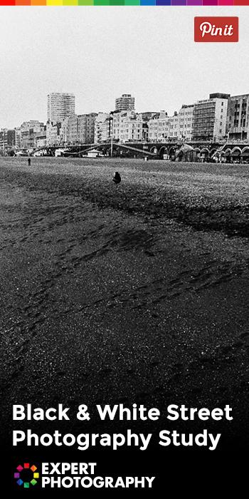 Black & White Street Photography Study