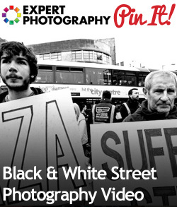 Black White Street Photography Video Black & White Street Photography Video