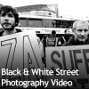 Black & White Street Photography Video