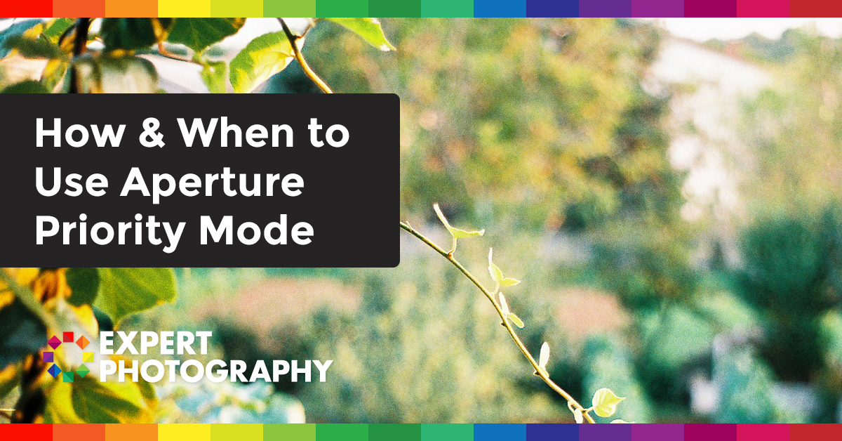 How  U0026 When To Use Aperture Priority Mode  U00bb Expert Photography