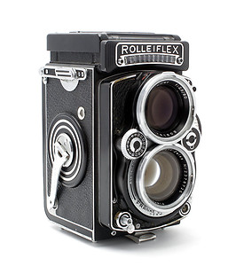 Rolleiflex E TLR - must have film camera