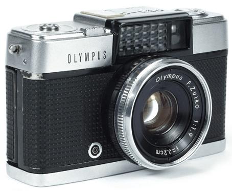 Olympus Pen - must have film camera