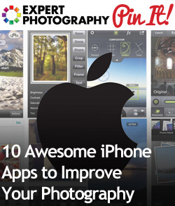 10 Awesome iPhone Apps to Improve Your Photography1 10 Awesome iPhone Apps to Improve Your Photography