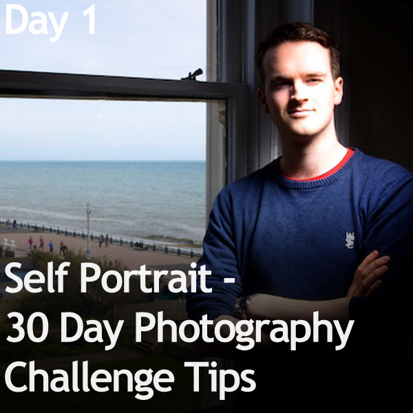 Self Portrait 30 Day Photography Challenge Tips Expert