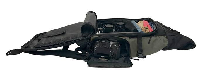 Tenba Small Messenger camera backpack