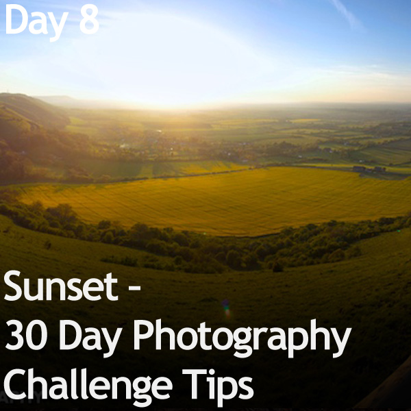 sunset Sunset   30 Day Photography Challenge Tips
