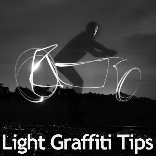 Light Graffiti Tips