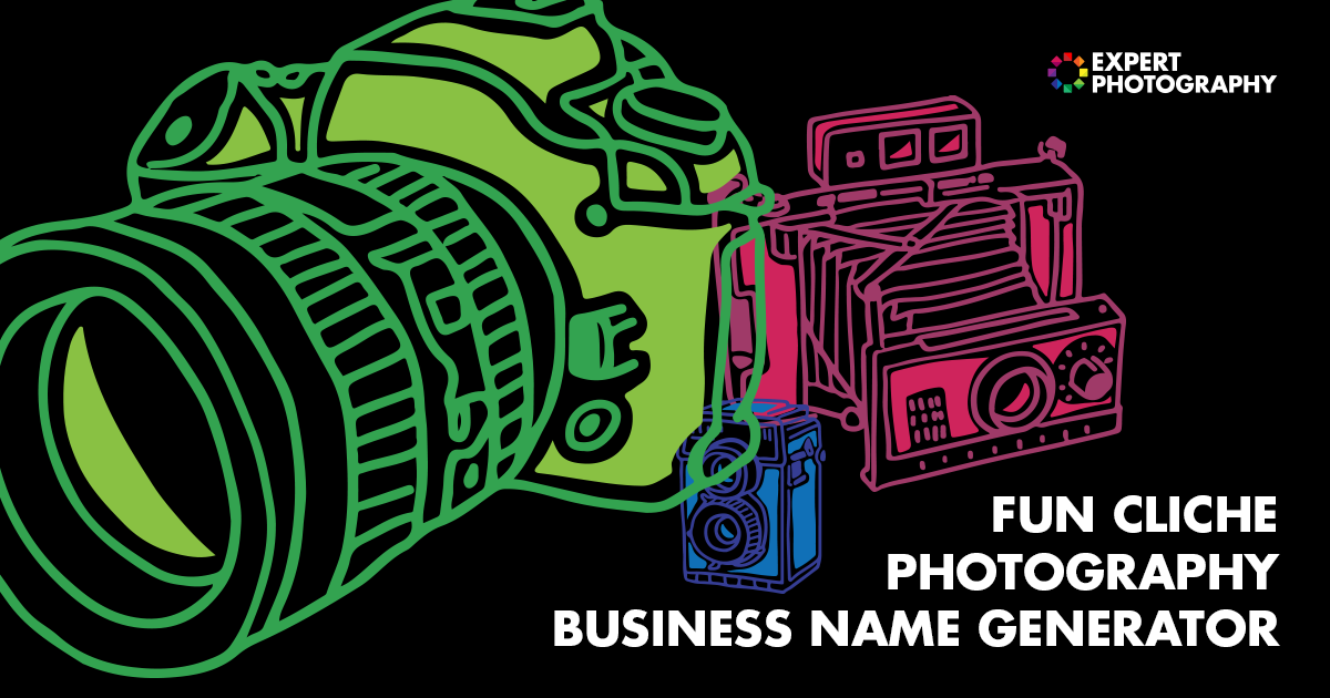 Fun Cliche Photography Business Name Generator Try It Now
