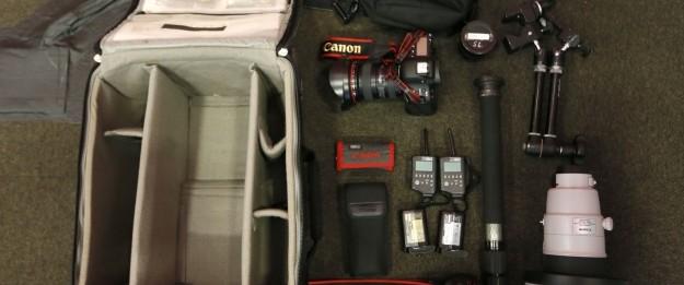 An Olympic Photographer's Camera Setup