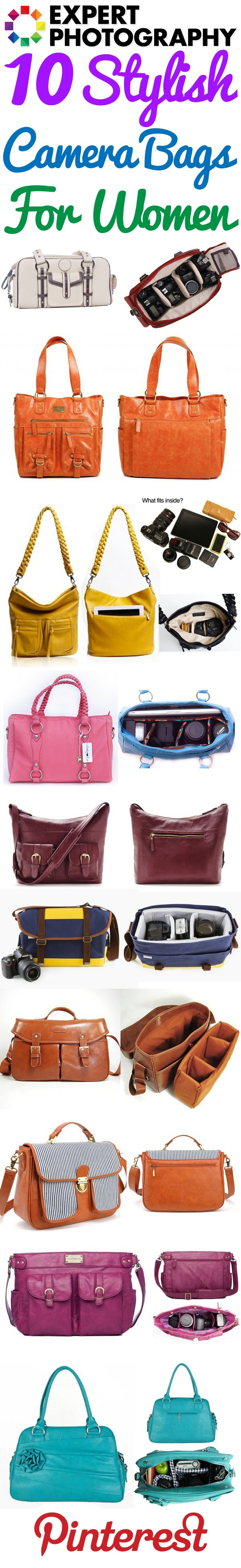10 Stylish Camera Bags for Women2 10 Stylish Camera Bags for Women