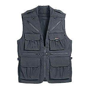 Tamrac 153017M World Correspondent's Medium Vest - Black