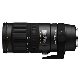 Sigma 70-200mm f/2.8 APO EX DG HSM OS FLD Large Aperture Telephoto Zoom Lens