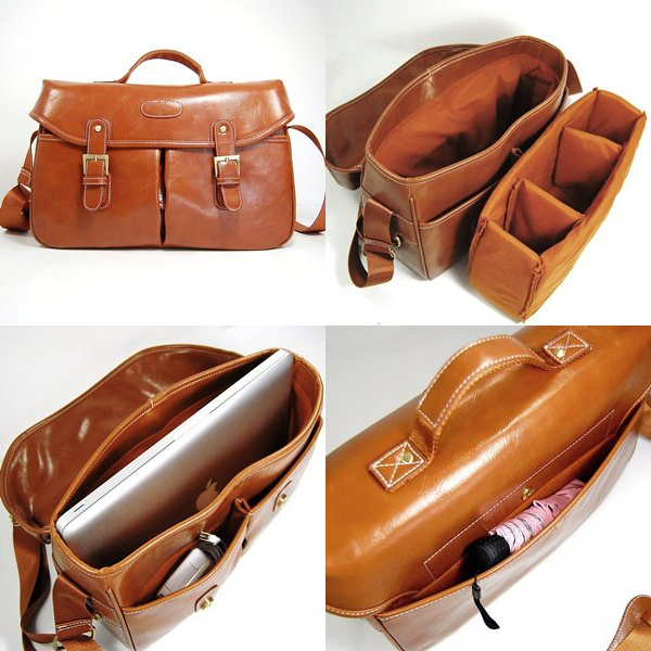 Cosmos Vintage Brown Shoulder Bag 10 Stylish Camera Bags for Women