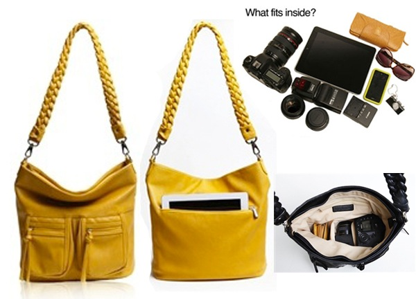 Epiphanie LYRIC Mustard 54.99 10 Stylish Camera Bags for Women