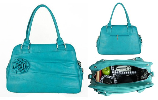 Jo Totes Rose Teal 10 Stylish Camera Bags for Women