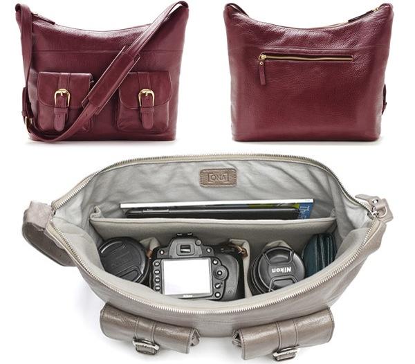 Lastest Grafea Leather Camera Bag - Pink Womens Accessories | TheHut.com