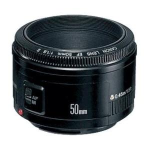 Canon EF 50mm f/1.8 II Standard AutoFocus Lens - Gray Market