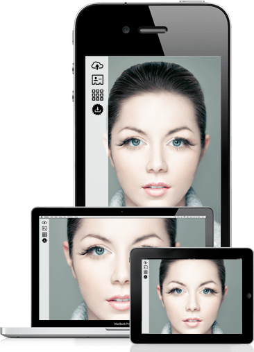 App On Devices Iconify Portfolio Website Review