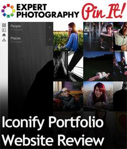 Iconify Portfolio Website Review