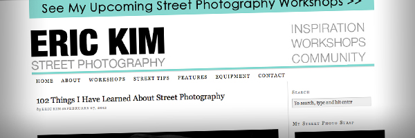 102 Things I Have Learned About Street Photography  Top 50 Photography Posts 2012