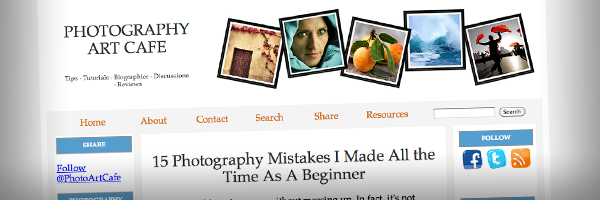 15 Photography Mistakes I Made All the Time As A Beginner Top 50 Photography Posts 2012